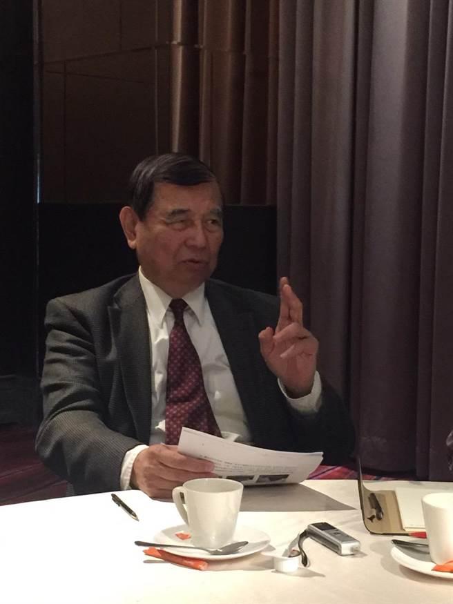 东元黄茂雄提出对新政府期许:乔好经济