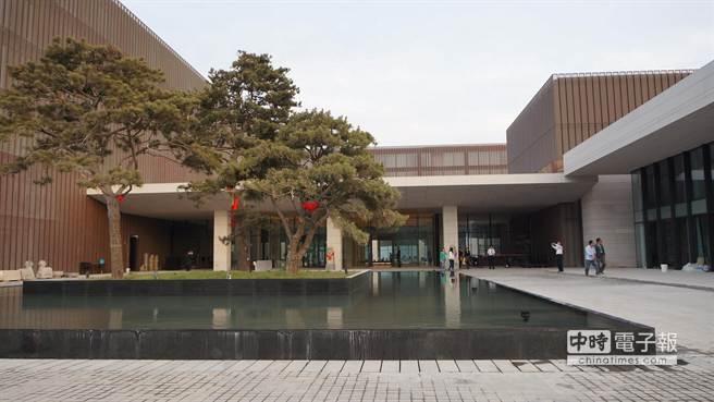 乡林集团砸百亿台币兴建青岛涵碧楼酒店